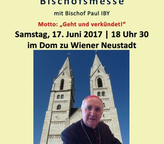 Bischofsmesse Wiener Neustadt 2017