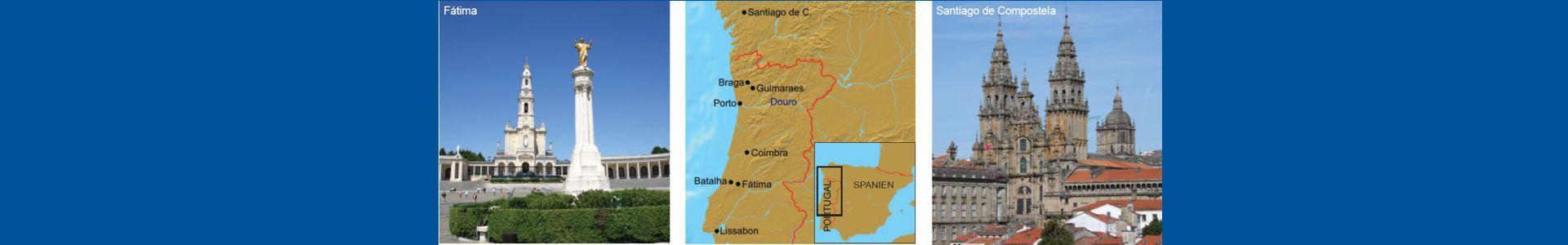 Pilger- und Studienreise nach Portugal